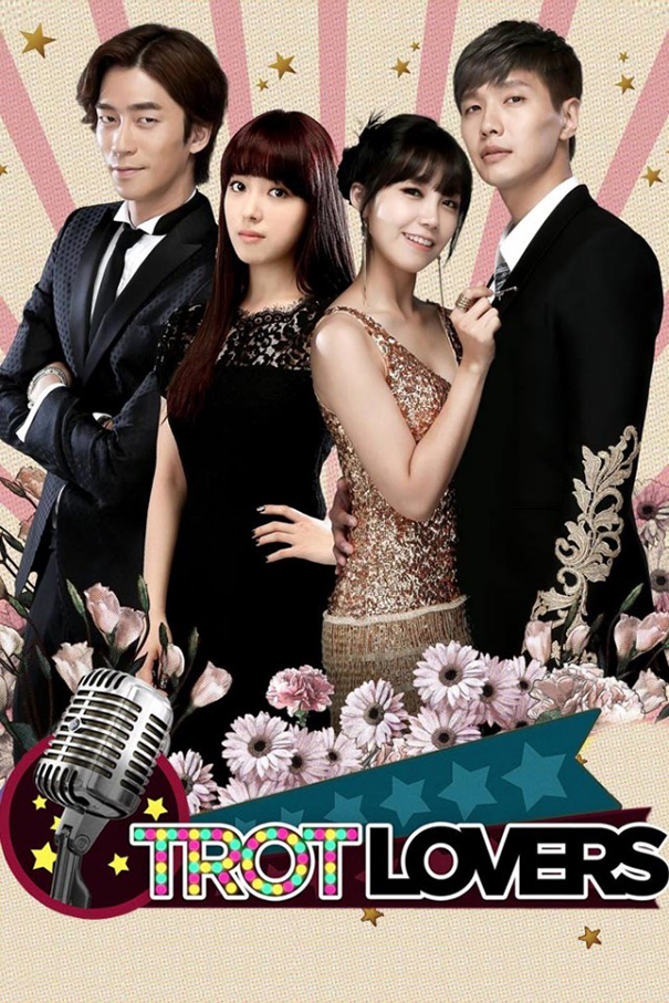 Trot Lovers [2014 South Korea Series] 16 episodes END (3) Comedy