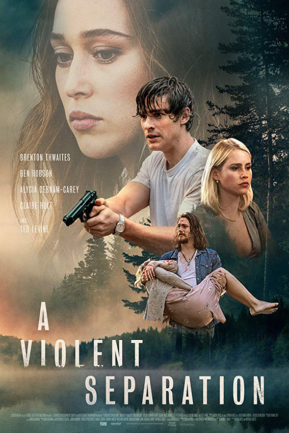 A Violent Separation [2019 USA Movie] Crime, Thriller