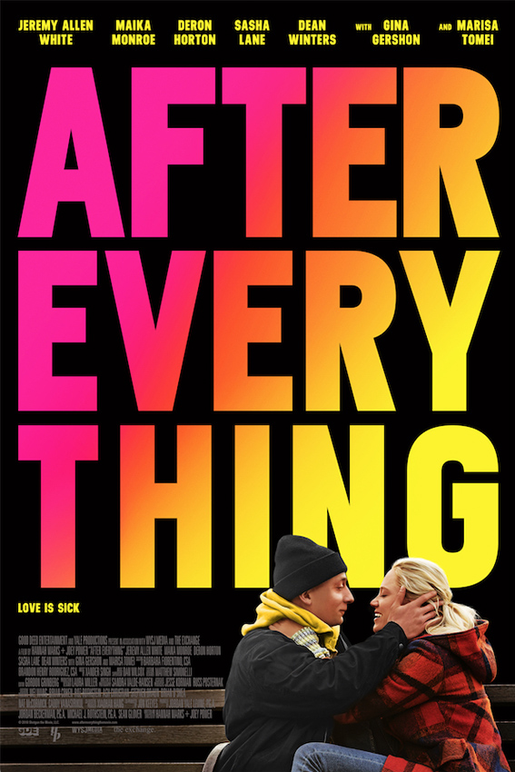 After Everything [2018 USA Movie] Drama, Comedy, Romance