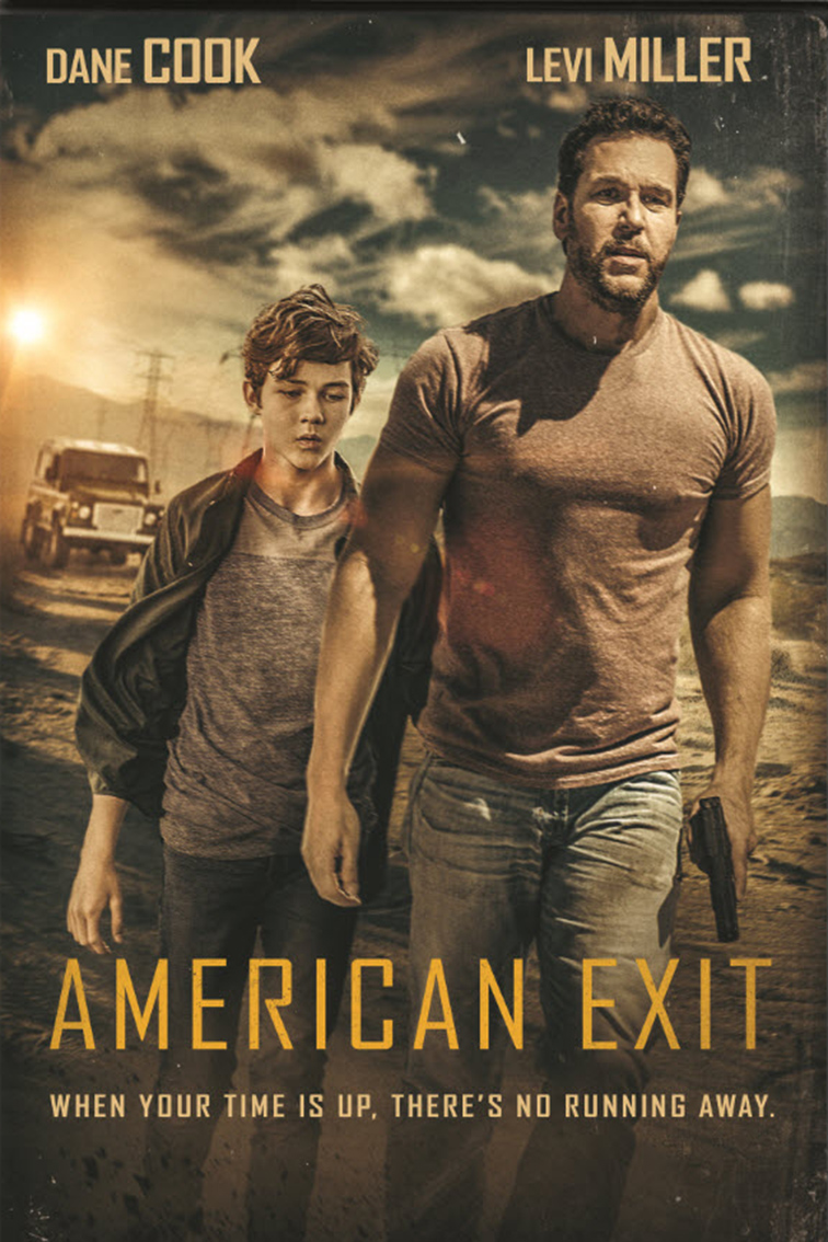 American Exit [2019 USA Movie] Adventure, Drama