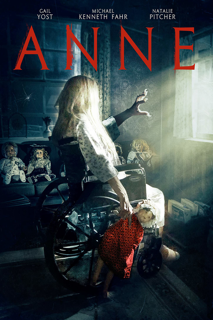 Anne [2018 USA Movie] Horror