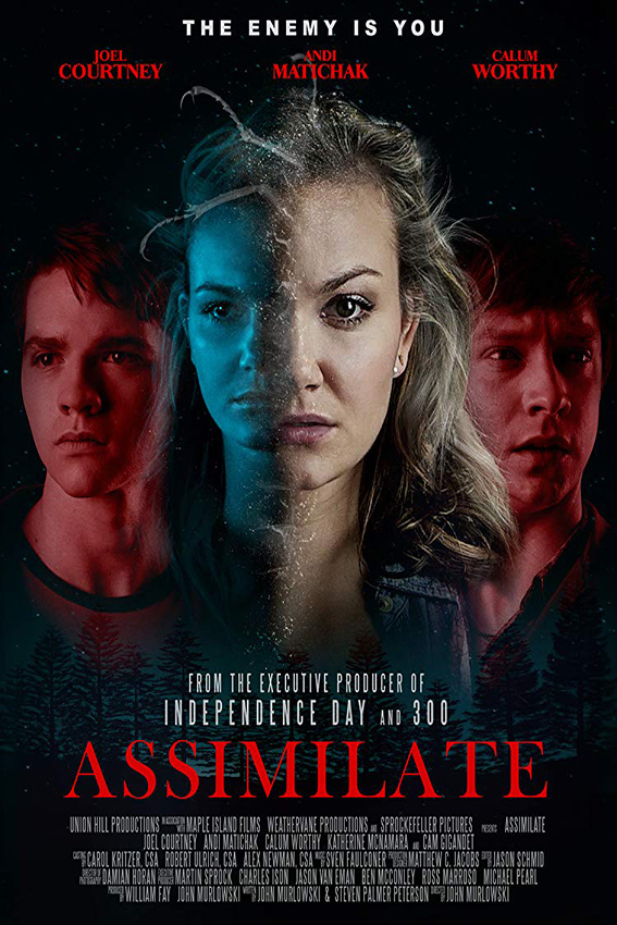 Assimilate [2019 USA Movie] Horror, Sci Fi, Thriller