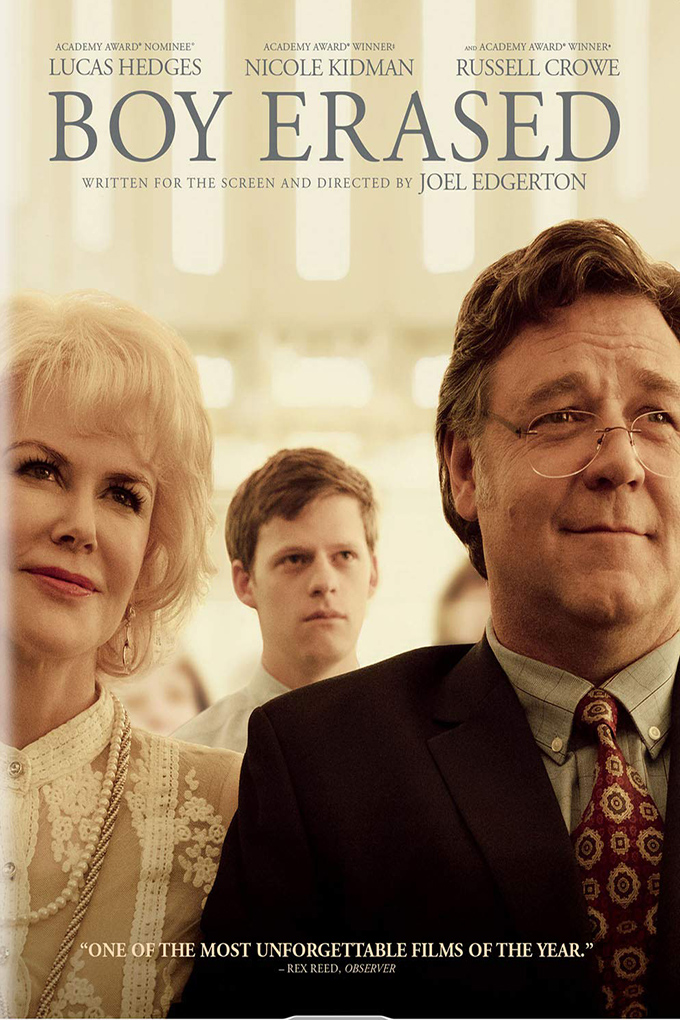Boy Erased [2018 USA Movie] Drama