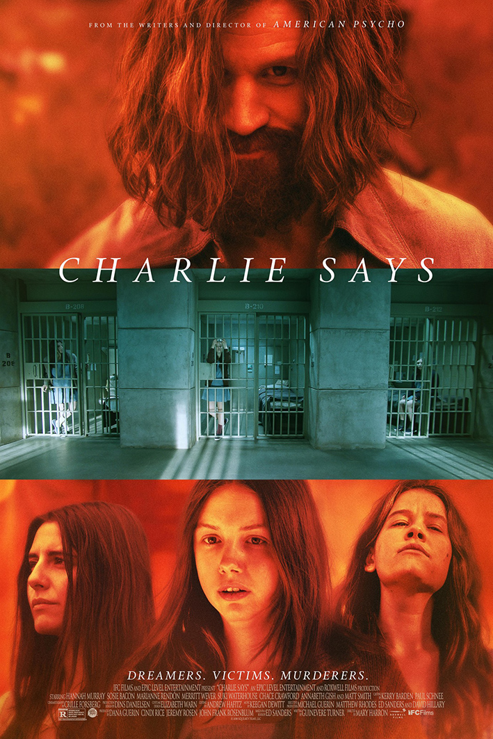 Charlie Says [2018 USA Movie] Crime, Drama, True Story