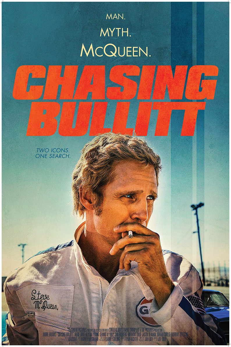 Chasing Bullitt [2018 USA Movie] Action, Drama