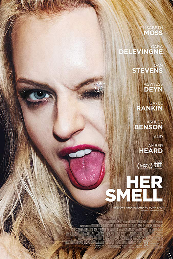 Her Smell [2019 USA Movie] Drama, Musical