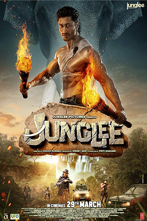 Junglee [2019 India Movie] Hindi, Action, Adventure