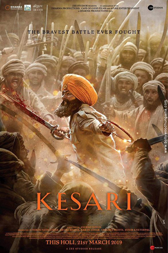 Kesari [2019 India Movie] Hindi, True Story, Action, War