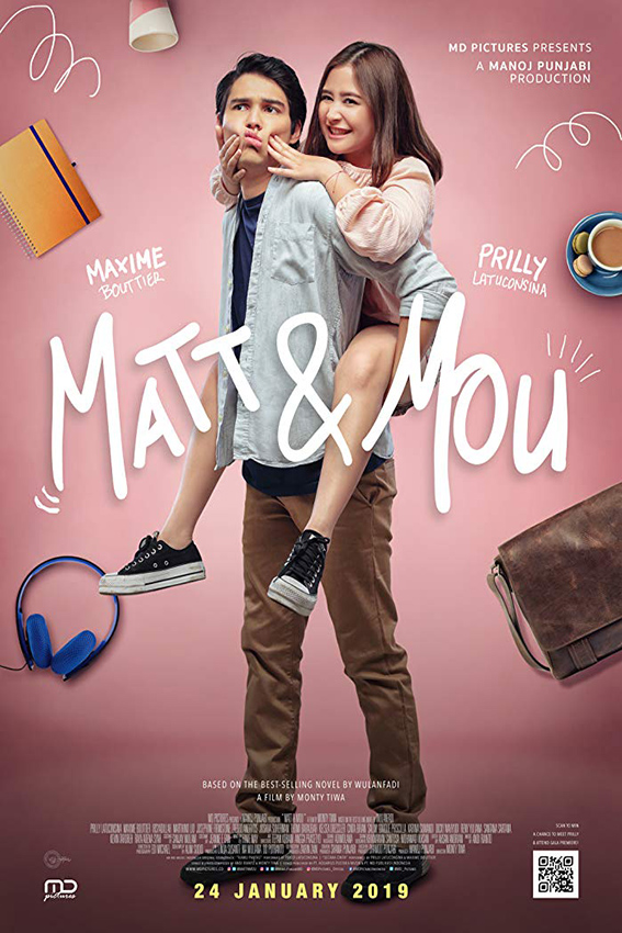 Matt & Mou [2019 Indonesia Movie] Drama, Romance