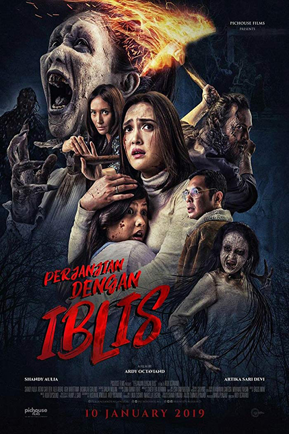 Perjanjian Dengan Iblis [2019 Indonesia Movie] Horror