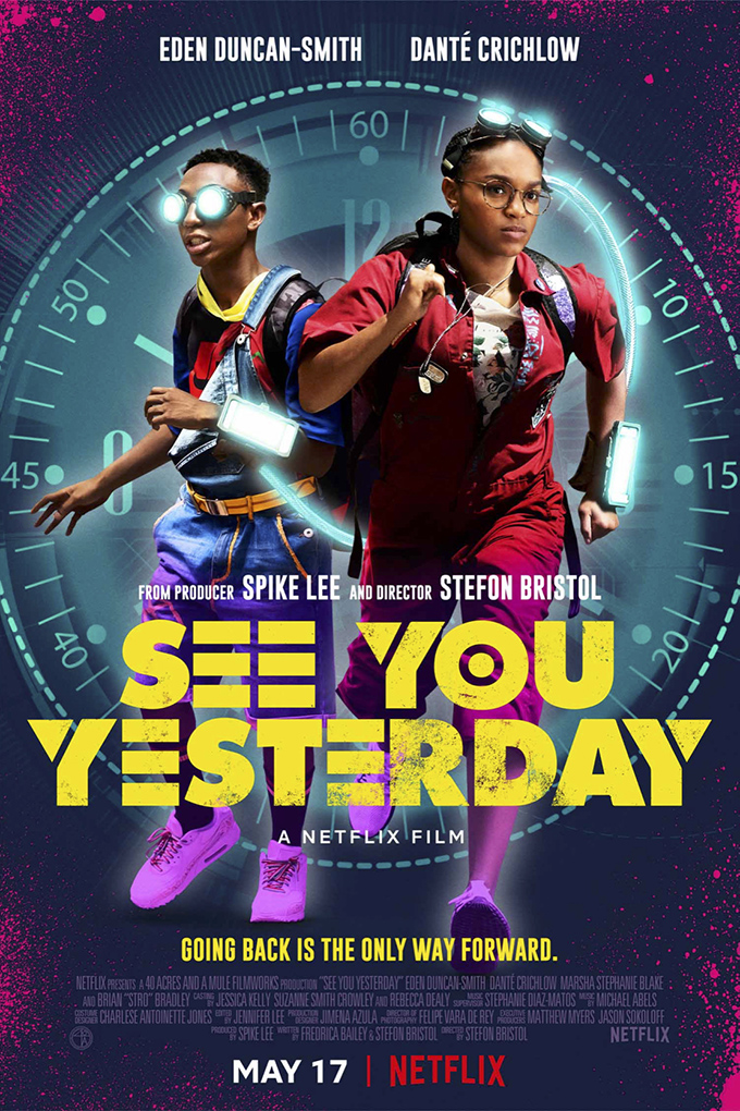 See You Yesterday [2019 USA Movie] Sci Fi, Drama