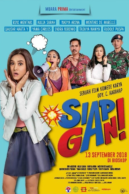 Siap Gan [2018 Indonesia Movie] Comedy
