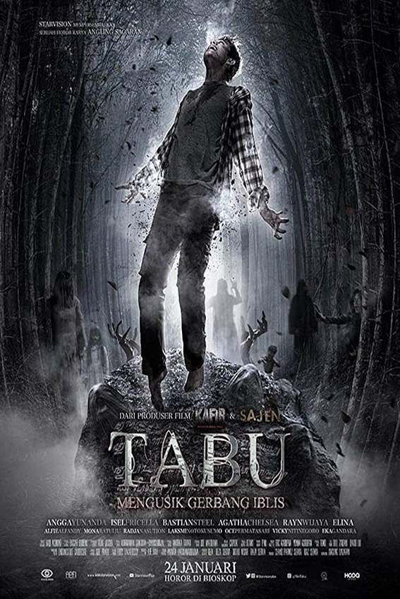Tabu: Mengusik Gerbang Iblis [2019 Indonesia Movie] Horror