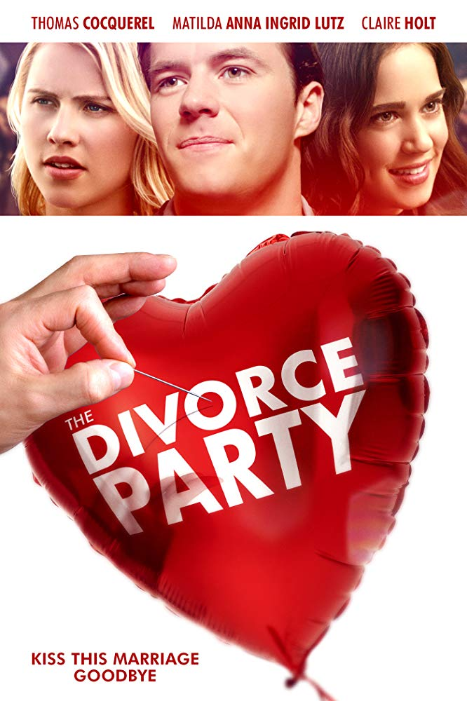The Divorce Party [2019 USA Movie] Comedy, Romance