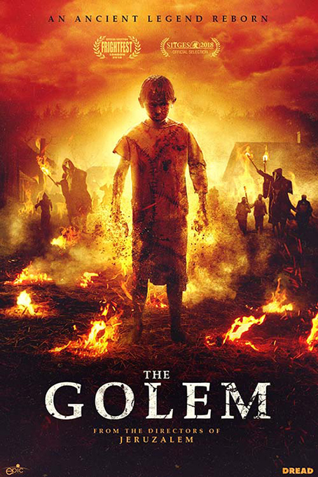 The Golem [2018 Israel Movie] English, Horror