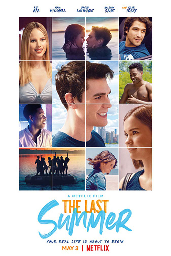 The Last Summer [2019 USA Movie] Comedy