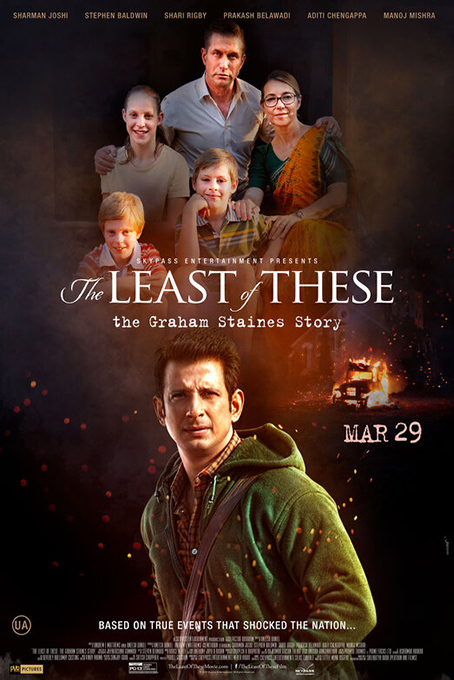 The Least of These: The Graham Staines Story [2019 USA Movie] Drama