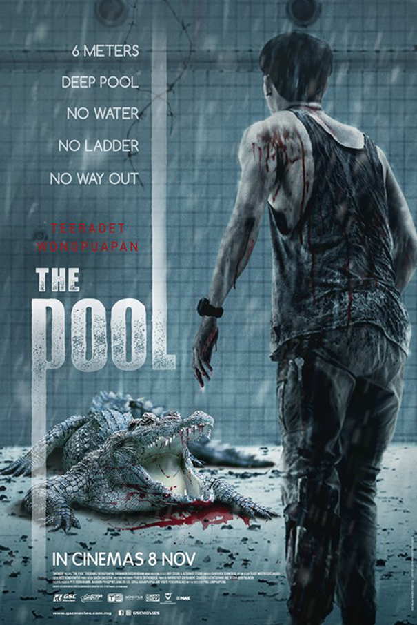 The Pool [2018 Thailand Movie] Action, Horror