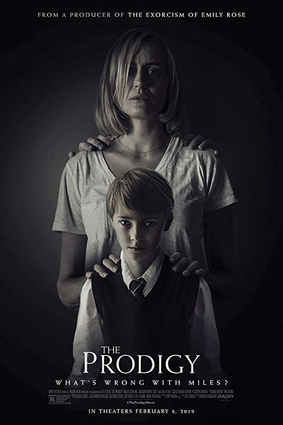 The Prodigy [2018 USA, UK Movie] Horror, Thriller