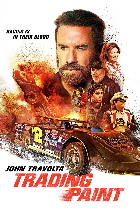 Trading Paint [2019 Spain, UK, Italy Movie] Action, Drama, Sport