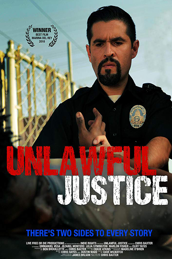 Unlawful Justice [2019 USA Movie] Crime, Drama