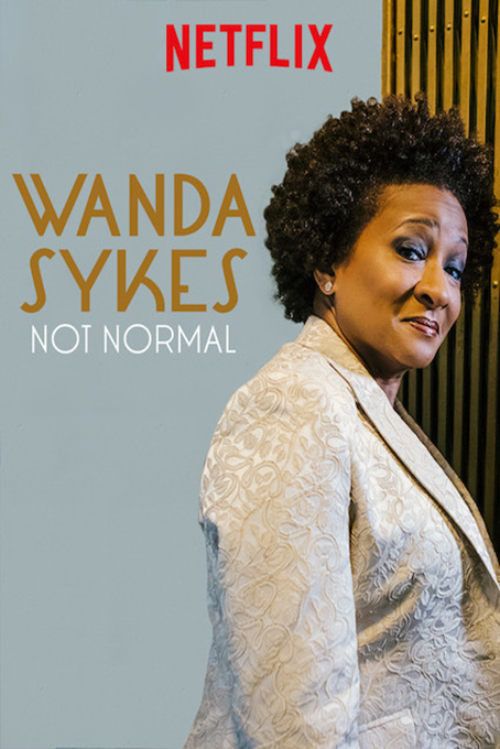 Wanda Sykes: Not Normal [2019 USA Movie] Comedy, Stand Up