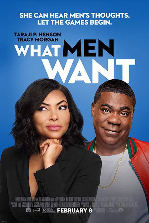 What Men Want [2019 USA Movie] Comedy, Romance