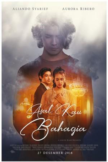 Asal Kau Bahagia [2018 Indonesia Movie] Drama, Romance