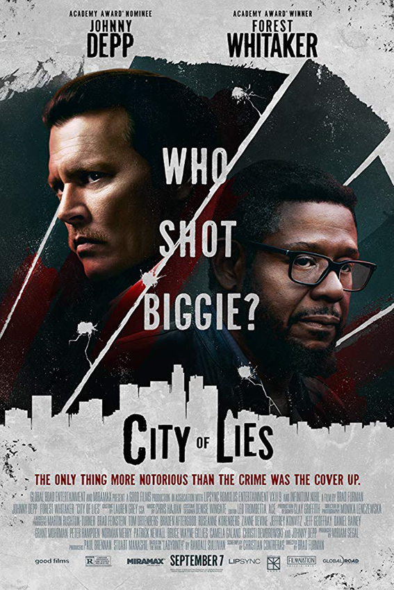 City of Lies [2018 USA, UK Movie] Crime, Drama, True Story
