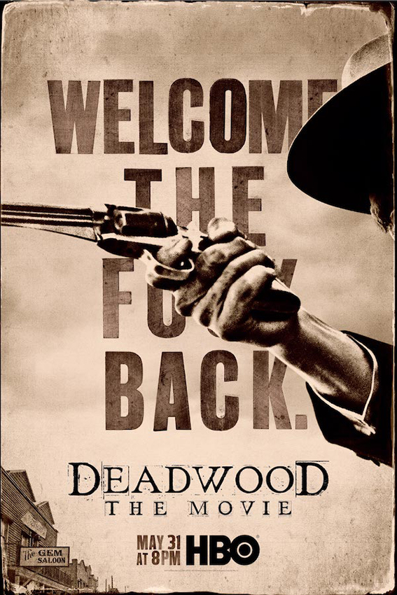 Deadwood The Movie [2019 USA Movie] Western