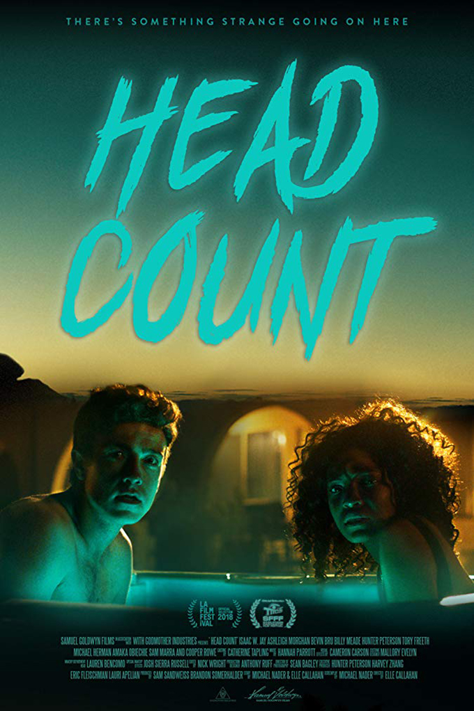 Head Count [2019 USA Movie] Horror, Mystery, Thriller