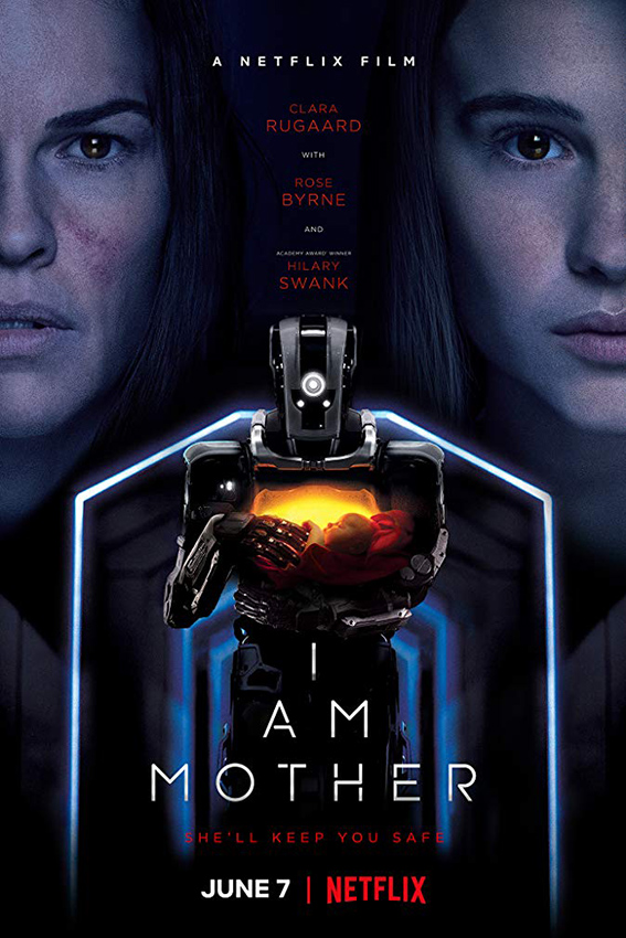 I Am Mother [2019 Australia Movie] Sci Fi, Thriller