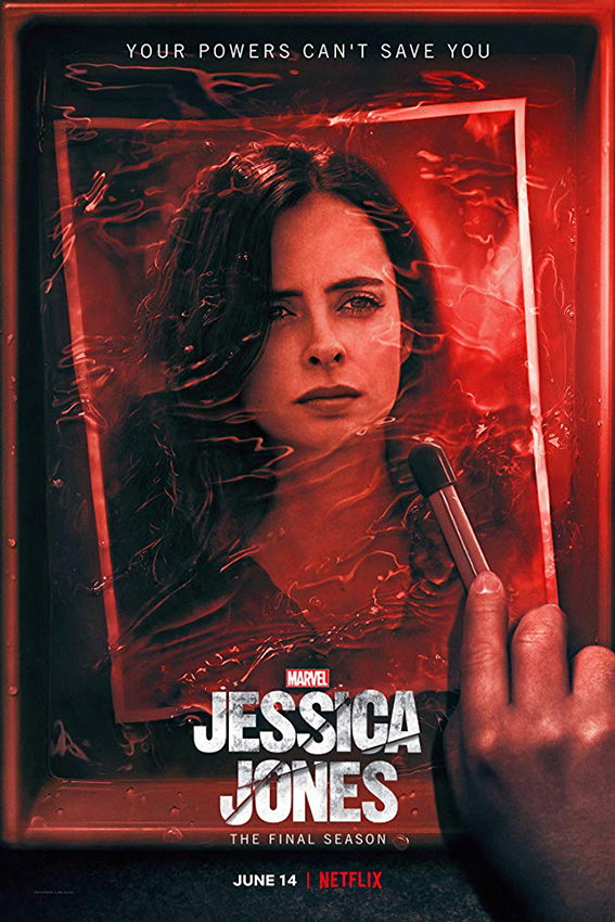 Jessica Jones SEASON 3 Completed [2019 USA Series] 13 episodes END (2) Crime, Drama, Action
