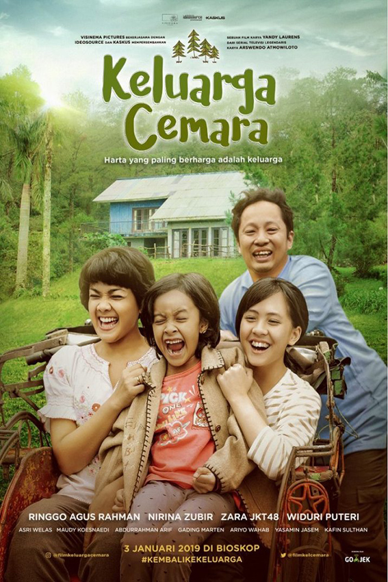 Keluarga Cemara [2019 Indonesia Movie] Drama, Family