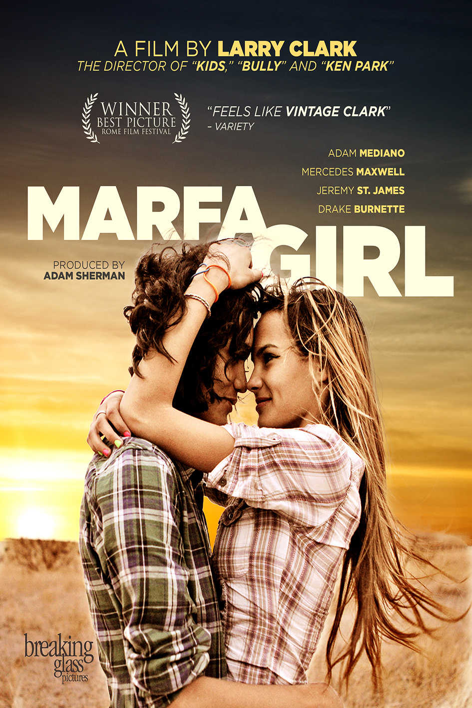 Marfa Girl [2012 USA Movie] Drama