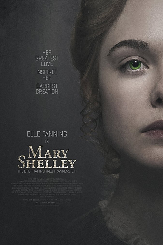 Mary Shelley [2017 UK, Luxembourg, USA, Ireland Movie] Drama, Biography, True Story