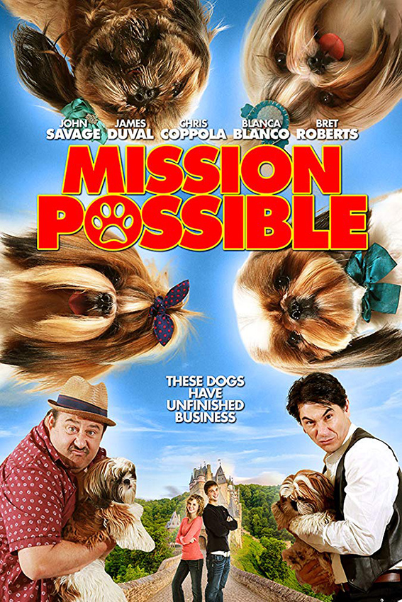 Mission Possible [2018 UK Movie] Drama, Family