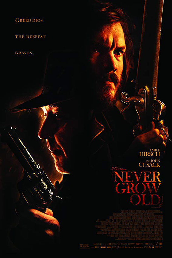 Never Grow Old [2019 Ireland Movie] English, Drama, Western