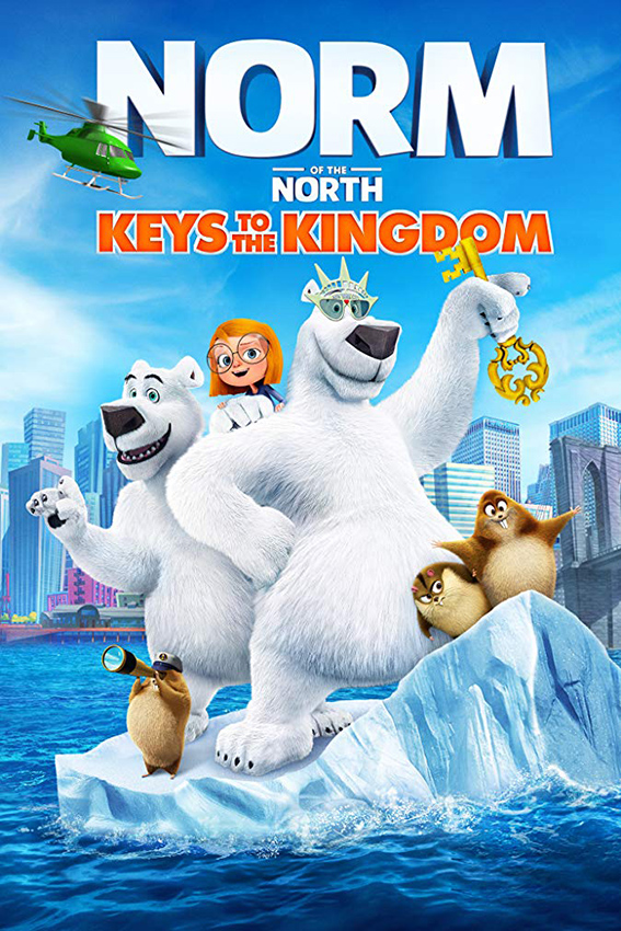 Norm of the North: Keys to the Kingdom [2018 India, USA Movie] Family, Animation