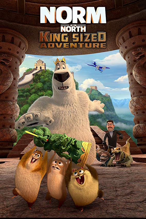Norm of the North: King Sized Adventure [2019 USA , India, South Korea, China Movie] Animation, Family