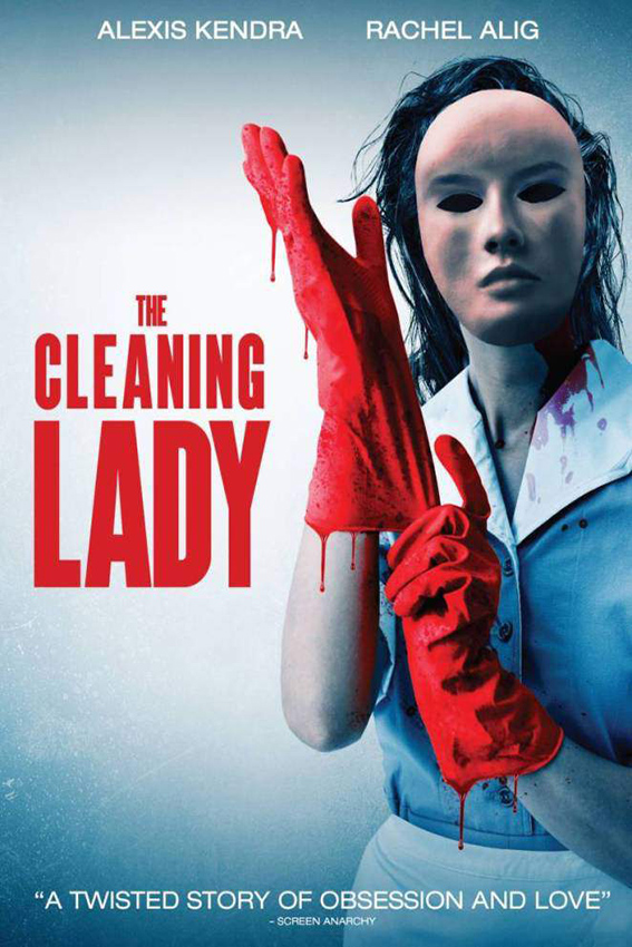The Cleaning Lady [2019 USA Movie] Horror, Thriller