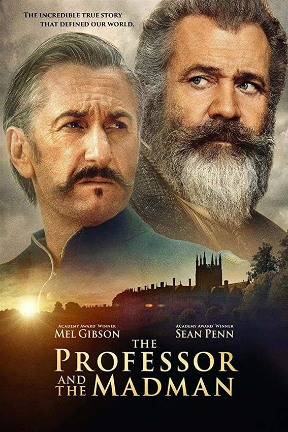 The Professor and the Madman [2019 Ireland Movie] Biography, Drama, Mystery, True Story