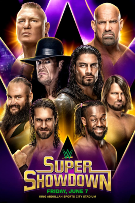 WWE Super Showdown 2019 [2019 USA Show] Sport