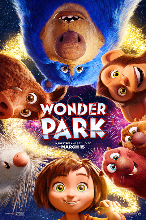 Wonder Park [2019 USA Movie] Animation, Family