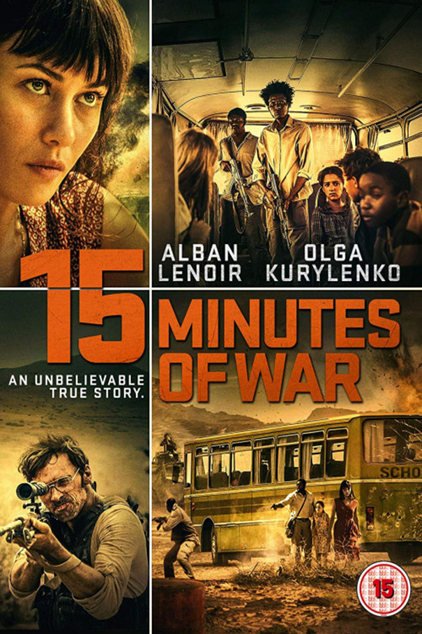 15 Minutes of War [2019 France, Belgium Movie] English, Action, Drama, War