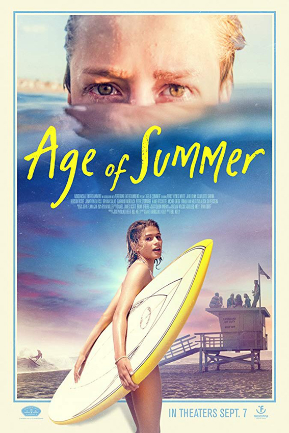 Age of Summer [2018 USA movie] Comedy, Romance