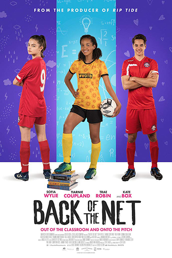 Back of the Net [2019 Australia Movie] Family