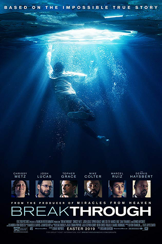 Breakthrough [2019 USA Movie] Drama, Biography, True Story