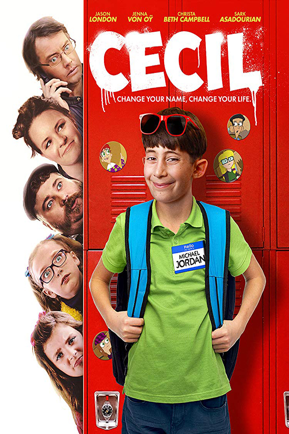 Cecil [2019 USA Movie] Comedy, Family