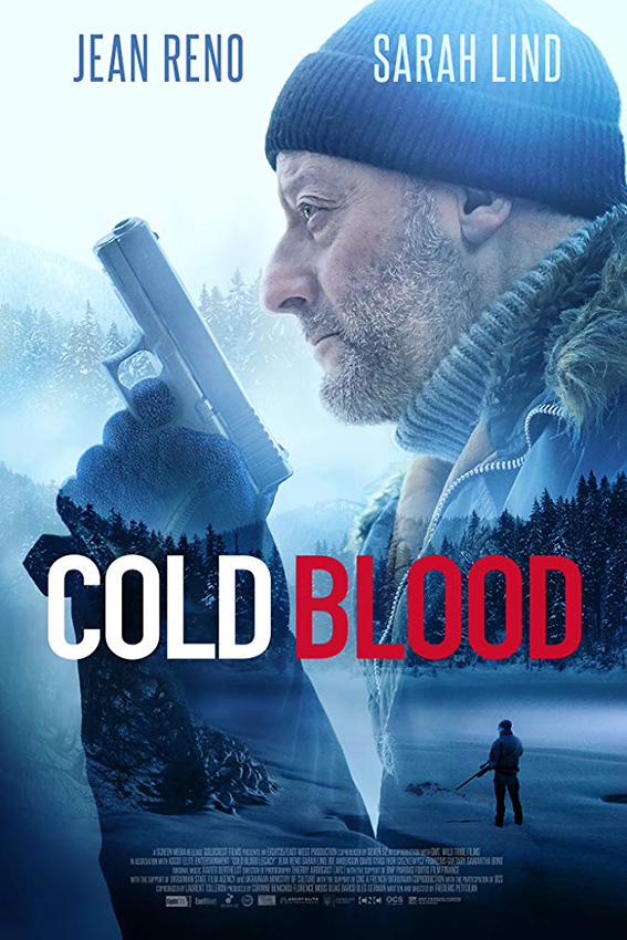 Cold Blood [2019 France, Ukraine Movie] English, Action, Thriller